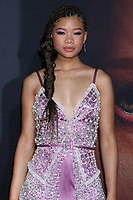 """LOS ANGELES - FEB 24:  Storm Reid at the """"The Invisible Man"""" Premiere at the TCL Chinese Theater IMAX on February 24, 2020 in Los Angeles, CA"""