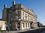 Former Great Eastern hotel building, Harwich, Essex, England