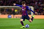 UEFA Champions League 2018/2019 - Matchday 6.<br /> FC Barcelona vs Tottenham Hotspur FC: 1-1.<br /> Miranda.