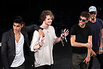 The Wanted, May 19, 2013 : Max George, Tom Parker,Jay McGuiness, Siva Kaneswaran of The Wanted attend showcase live on 19 May Tokyo Japan. (Photo by Mooto Naka/AFLO)