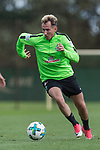 13.09.2017, Trainingsgelaende, Bremen, GER, 1.FBL, Training SV Werder Bremen<br /> <br /> im Bild<br /> Izet Hajrovic (Werder Bremen #15), <br /> <br /> Foto &copy; nordphoto / Ewert