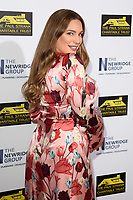 LONDON, UK. September 22, 2018: Kelly Brook at the Paul Strank Charitable Trust Annual Gala at the Bank of England Club, London.<br /> Picture: Steve Vas/Featureflash
