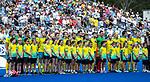 Hockey Australia<br /> Hockey Pro League Melbourne<br /> SNHC Melbourne <br /> 02/02/19<br /> Australia v Netherlands<br /> <br /> <br /> Photo: Grant Treeby