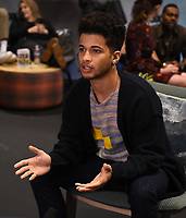 "RENT: JAN 15, 2019: Jordan Fisher attends FOX'S ""RENT"" Sing-Along YouTube Event at the YouTube Space on January 15, 2019, in Los Angeles, California. (Photo by Frank Micelotta/Fox/PictureGroup)"
