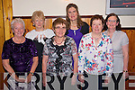 Pictured at the Ann Mangan set dancing class Christmas party in Darby O'Gills, Killarney on Monday night were Nora Fleming, Eileen Dennehy, Mary O'Donoghue, Margaret Daly, Noreen Brosnan and Connie O'Connor.