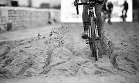 CX sand ballet<br /> <br /> Jaarmarktcross Niel 2015  Elite Men &amp; U23 race