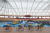 Ciclismo Pista 2014 Campeonato Nacional Diciembre