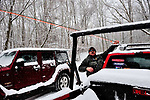 DECEMBER SNOW TOM HARRIS AND BRAD BERLIN TAKE ON THE WEATHER