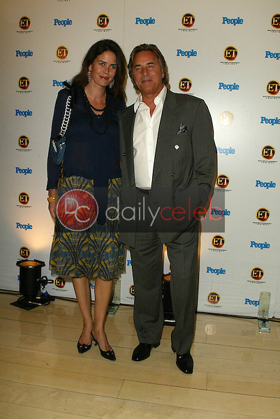 Don Johnson and wife Kelley<br /> At the Entertainment Tonight Emmy Party Sponsored by People Magazine, The Mondrian Hotel, West Hollywood, CA 09-18-05<br /> Jason Kirk/DailyCeleb.com 818-249-4998