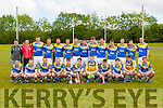 The Cordal GAA team that played Firies in the county league clash in Cordal on Sunday