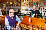 Brothers Rick and Ray Sheehy who have retired after running the Bianconi bar and restaurant in Killorglin for decades