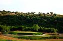 4th hole, European Challenge Tour, Azerbaijan Golf Challenge Open 2014, Azerbaijan National Golf Club, Quba, Azerbaijan. (Picture Credit / Phil Inglis)