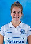 UTRECHT -  Margot Zuidhof (Kampong) . Kampong Dames I, seizoen 2019/2020. COPYRIGHT KOEN SUYK