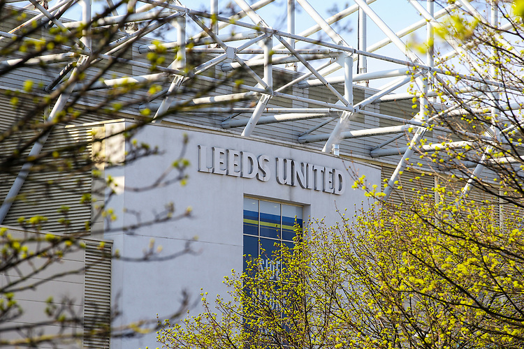 A general view of Elland Road, home of Leeds United FC<br /> <br /> Photographer Alex Dodd/CameraSport<br /> <br /> The EFL Sky Bet Championship - Leeds United v Millwall - Saturday 30th March 2019 - Elland Road - Leeds<br /> <br /> World Copyright © 2019 CameraSport. All rights reserved. 43 Linden Ave. Countesthorpe. Leicester. England. LE8 5PG - Tel: +44 (0) 116 277 4147 - admin@camerasport.com - www.camerasport.com