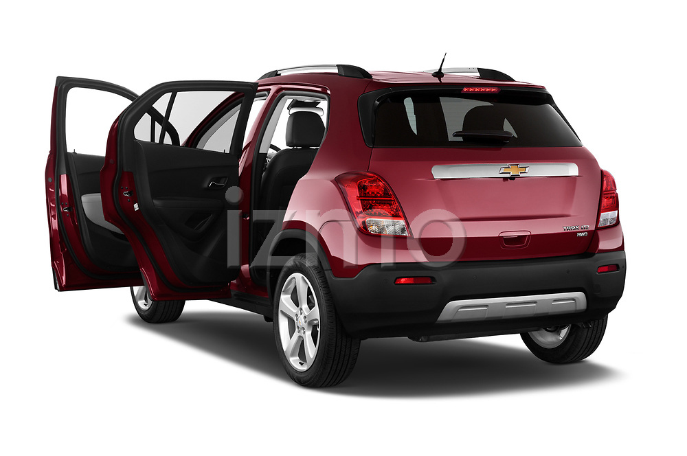 Car images of a 2015 Chevrolet Trax LTZ 5 Door SUV Doors
