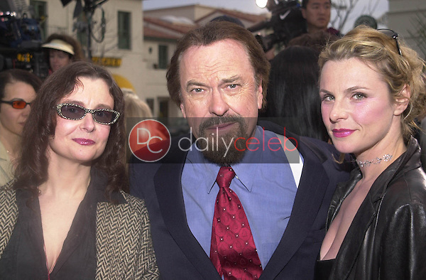Rip Torn, Danae and Angelica