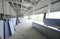 SCHAATSEN: HEERENVEEN: THIALF: 23-08-2016, Ver(nieuw)bouw, ©foto Martin de Jong