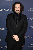 Edgar Wright<br /> arriving for the LUMINOUS Gala 2019 at the Roundhouse Camden, London<br /> <br /> ©Ash Knotek  D3522 01/10/2019