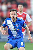 11/08/2015 Capital One Cup, First Round Fleetwood Town v Hartlepool United<br /> Carl Magnay, Hartlepool United