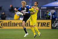 San Jose Earthquakes vs Columbus Crew, May 14, 2011