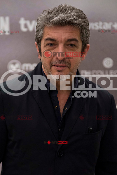 "Argentinian actor Ricardo Darin during the presentation of the film ""Truman"" at NH Tepa´s Palace in Madrid October 26, 2015. <br /> (ALTERPHOTOS/BorjaB.Hojas) /NortePhoto"