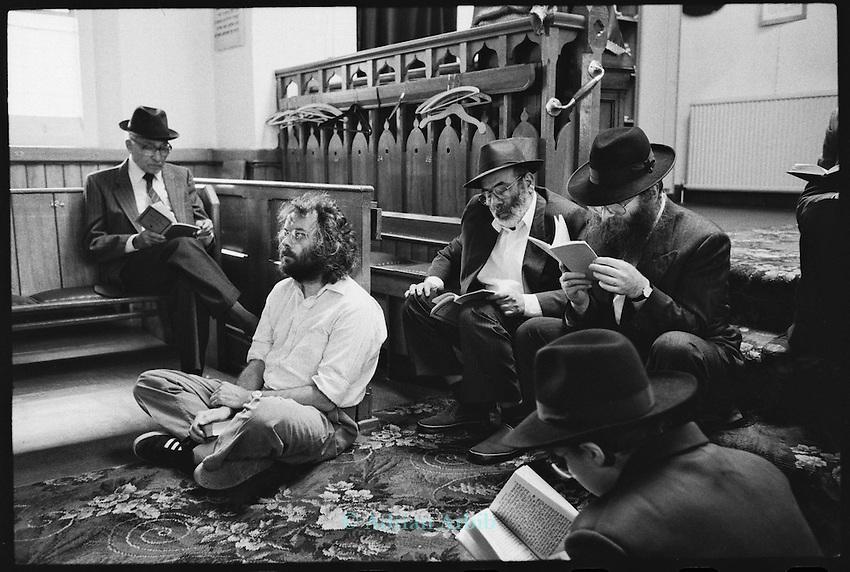 Synagogue,   Stamford Hill  North London
