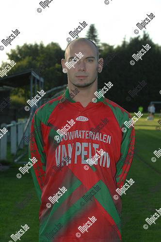 2007-09-09 / Voetbal / KFC Antonia Zoersel / Maarten Smeulders