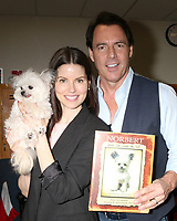 LOS ANGELES - MAR 1:  Norbert, Julie Steines, Mark Steines at the Read Across America Event at the Ardella B. Tibby K – 8 School on March 1, 2019 in Compton, CA