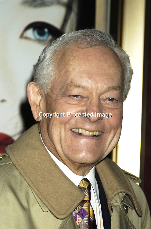 """Bob Schieffer ..arriving at The New York Premiere of """" Memoirs Of A Geisha """"  on December 6. 2005 at The Ziegfeld Theatre...Photo by Robin Platzer, Twin Images.."""