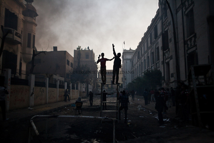©VIRGINIE NGUYEN HOANG.Egypt,Cairo.26/01/2013..