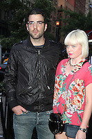 June 25, 2012 Zachary Quinto at the Cinema Society and Allure screening of People Like Us at the Clearview Cinemas in New York City. © RW/MediaPunch Inc. *NORTEPHOTO* **SOLO*VENTA*EN*MEXICO** **CREDITO*OBLIGATORIO** **No*Venta*A*Terceros** **No*Sale*So*third** *** No*Se*Permite Hacer Archivo** **No*Sale*So*third** *Para*más*información:*email*NortePhoto@gmail.com*web*NortePhoto.com*