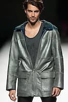 Jesus Lorenzo in Mercedes-Benz Fashion Week Madrid 2013