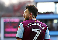 Robert Snodgrass of Aston Villa<br /> <br /> Photographer Leila Coker/CameraSport<br /> <br /> The EFL Sky Bet Championship - Aston Villa v Birmingham City - Sunday 11th February 2018 - Villa Park - Birmingham<br /> <br /> World Copyright &copy; 2018 CameraSport. All rights reserved. 43 Linden Ave. Countesthorpe. Leicester. England. LE8 5PG - Tel: +44 (0) 116 277 4147 - admin@camerasport.com - www.camerasport.com