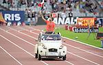Chistophe Lemaitre ( 100m hommes )