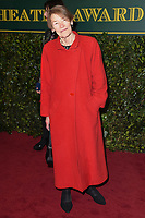 Glenda Jackson<br /> arriving for the 2017 Evening Standard Theatre Awards at the Theatre Royal Drury Lane, London<br /> <br /> <br /> ©Ash Knotek  D3355  03/12/2017 arriving for the 2017 Evening Standard Theatre Awards at the Theatre Royal Drury Lane, London<br />