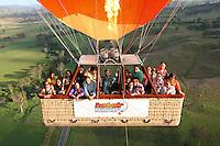20151116 November 16 Hot Air Balloon Gold Coast