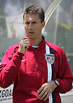 9 June 2007: Mike Sorber. The United States Men's National Team defeated the National Team of Trinidad & Tobago 2-0 at the Home Depot Center in Carson, California in a first round game in the CONCACAF Gold Cup.