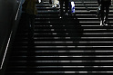 Apr. 30, 2010 - Tokyo, Japan - Businessman walk down a normally busy staircase on April 30, 2010 in Tokyo, Japan. Japan's unemployment rate rose to 5.0 % in March, up 0.1 percent from the previous month, the Health, Labor and Welfare Ministry said in a report on Friday. The number of jobless people rose 150,000 from a year earlier to 3.5 million, the ministry said.