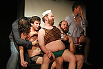 Murderfist at Skectchfest NYC, 2011. UCB Theatre.