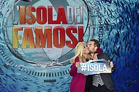 Mara Venier-Daniele Bossari<br /> Milano 18/01/2018 - photocall trasmissione Tv ' L'isola dei famosi' / foto Daniele Buffa/Image/Insidefoto