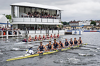 Henley Royal Regatta, Henley on Thames, Oxfordshire, 28 June - 2 July 2017.  Wednesday  15:18:22   28/06/2017  [Mandatory Credit/Intersport Images]<br /> <br /> Rowing, Henley Reach, Henley Royal Regatta.<br /> <br /> The Thames Challenge Cup<br />  Agecroft Rowing Club v  London Rowing Club 'A'