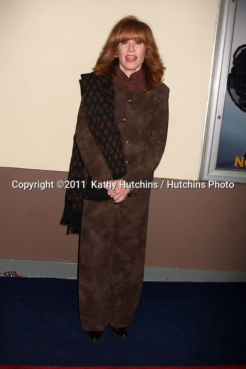"""LOS ANGELES - FEB 17:  Stefanie Powers arrives at the Opening of """"Ethel Merman's Broadway"""" at El Portal Theater on February 17, 2011 in No. Hollywood, CA"""