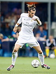 Real Madrid's Garet Bale during UEFA Champions League 2015/2016 Final match.May 28,2016. (ALTERPHOTOS/Acero)