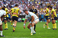 Gerbrandt Grobler of Racing during the Top 14 semi final match between Racing 92 and Clermont Auvergne at Orange Velodrome on May 27, 2017 in Marseille, France. (Photo by Alexandre Dimou/Icon Sport)