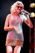Aug 19, 2011: PIXIE LOTT - V Festival Day 2 - Chelmsford Essex UK