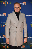 Alistair Petrie<br /> arriving for the Cirque du Soleil Premiere of TOTEM at the Royal Albert Hall, London<br /> <br /> ©Ash Knotek  D3471  16/01/2019