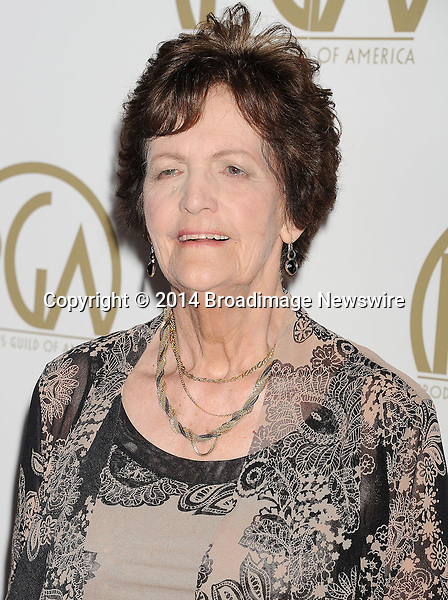 Pictured: Philomena Lee<br /> Mandatory Credit &copy; Joseph Gotfriedy/Broadimage<br /> 25th Annual Producers Guild Awards<br /> <br /> 1/19/14, Beverly Hills, California, United States of America<br /> <br /> Broadimage Newswire<br /> Los Angeles 1+  (310) 301-1027<br /> New York      1+  (646) 827-9134<br /> sales@broadimage.com<br /> http://www.broadimage.com