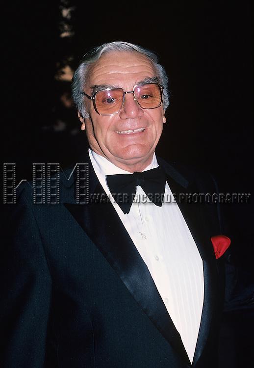 Ernest Borgnine in New York City in 1985.