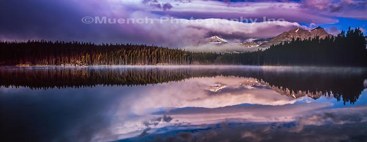 Lake Herbert,Banff National Park,Canada,AB