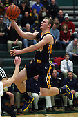 Clarkston at Lake Orion, Boys Varsity Basketball, 01092015